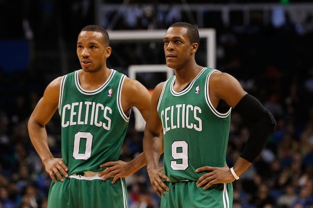Lakers News: Avery Bradley Sees Rajon Rondo As 'family' And 'part Of The Reason' He Chose L.a.