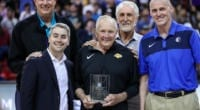 Lakers News: Bill Bertka Receives 2019 Tex Winter Assistant Coach Lifetime Impact Award