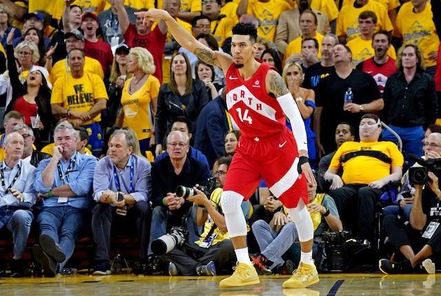 Danny Green, Lakers