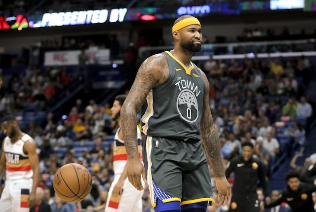 Lakers News: Demarcus Cousins On How Close He Is To All-star Form, Current Mindset