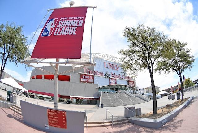 Las Vegas Summer League, NBA