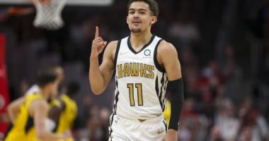 Hawks Point Guard Trae Young To Work On Midrange Game With Former Lakers Star Kobe Bryant