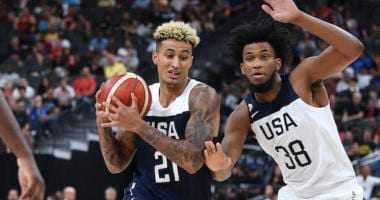 Lakers Podcast: Kyle Kuzma's Team Usa Performance, Can He Be L.a.'s Third Star?