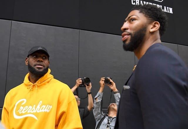 Lakers Podcast What L A Could Do With Future Cap Space Nba S