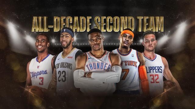 Kobe Bryant fans furious over NBA All-Decade teams