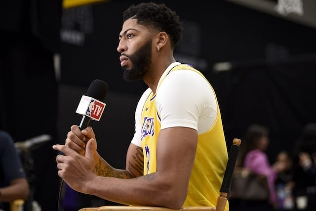 Lakers News: Lebron James, Anthony Davis Discuss Team's First Option, Selfless Style Of Play
