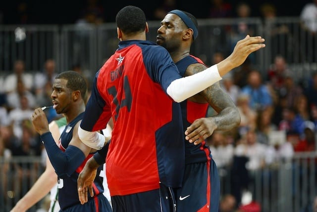 Lakers News: Lebron James, Anthony Davis Open To Playing For Team Usa In 2020