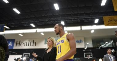 Lakers Training Camp: Avery Bradley