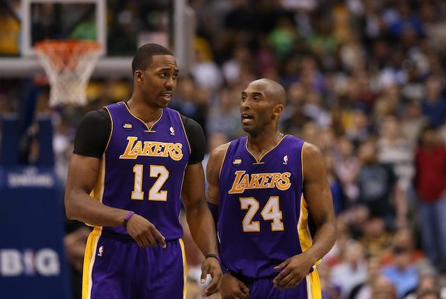 Lakers News: Kobe Bryant Believes Dwight Howard 'ready For This Next Time Around'