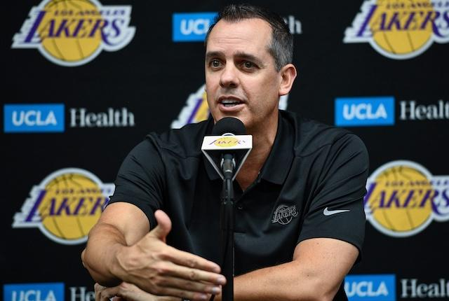 Frank Vogel, Lakers