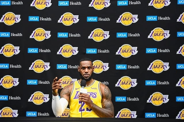 Why LeBron James Says College Basketball Should Be More Like the NBA