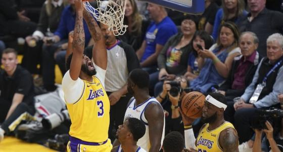 Lakers Highlights: Lebron, Ad Get Off To Hot Start In Win Over Warriors