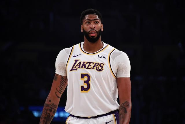 Lakers News: Nba Executive Notes Difference In Anthony Davis, Dwight Howard Trades