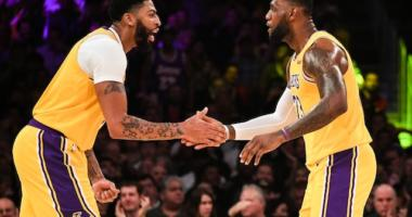 Lakers News: Anthony Davis, Lebron James Discuss Historic Day