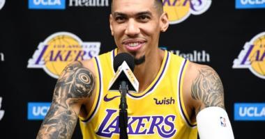 Lakers News: Danny Green On Getting Wide-open Looks Alongside Lebron James, Anthony Davis