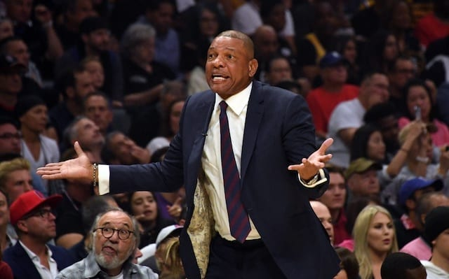 Lakers News: Doc Rivers Clarifies Comments About L.a. Championships