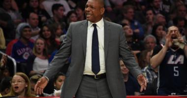 Clippers Head Coach Doc Rivers Takes Exception To Lakers 'claiming' Nba Championships From Minneapolis Days