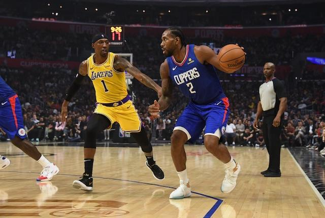 3 Things Learned From Lakers Vs. Clippers To Begin 2019-20 Nba Season