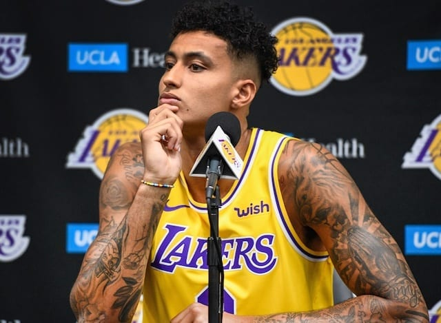 Lakers Injury Updates: Kyle Kuzma Will Not Play Against Clippers, Alex Caruso Listed As Day-To-Day With Bone Contusion In Pelvis - LakersNation.com