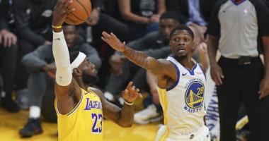 Lakers News: Lebron James Admits He 'had Some Butterflies' In 2019 Nba Preseason Opener Against Warriors