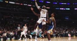 Lakers Highlights: Three-point Shooting Boosts Lebron James, Anthony Davis In Rout Of Warriors