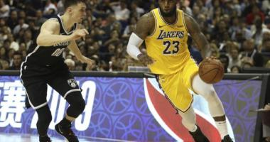 3 Things Learned From Lakers Vs. Nets Ii During 2019 Nba Preseason