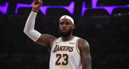 Lakers News: Lebron James Says He Was 'born To Have A Workload'