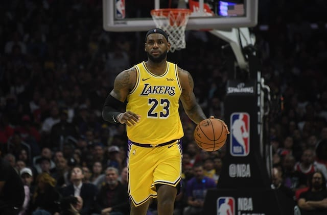 Lakers News: Lebron James Discusses Feelings During L.a's Head Coach Search