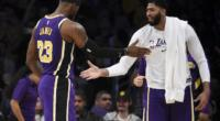 Lakers Highlights: Lebron James With Near Triple-double In Win Against Jazz