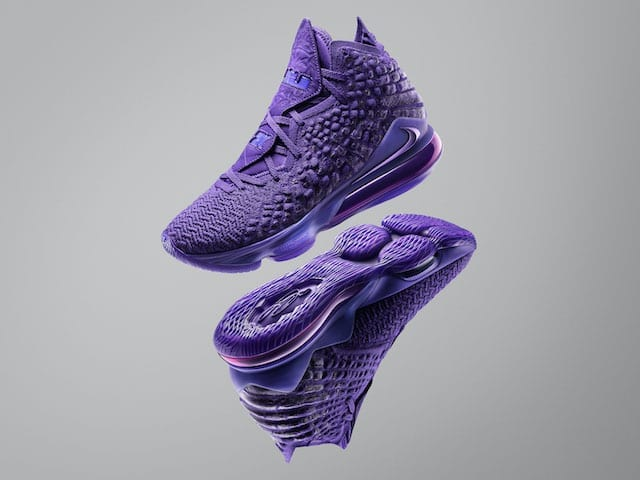 Nike LeBron 17, NBA 2K20