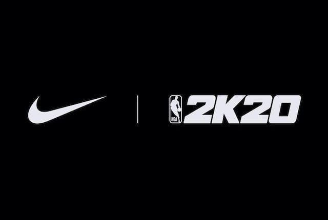Nike, NBA 2K20