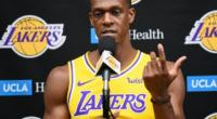 Rajon Rondo Does Not Care About Starting Or Coming Off The Bench