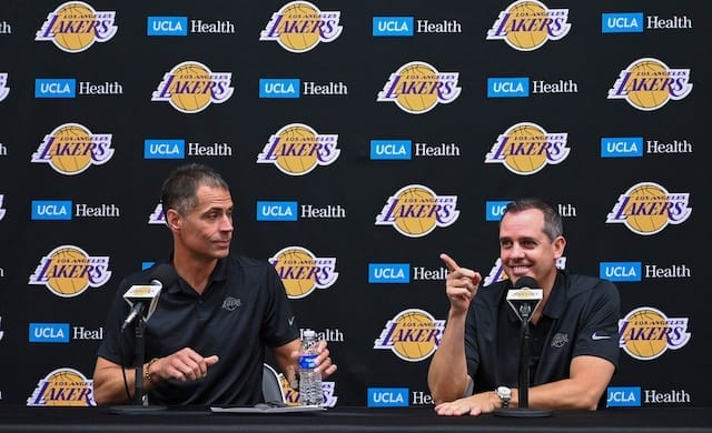 Lakers News: Frank Vogel On How Players Can Earn Minutes