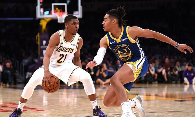 Lakers News: Frank Vogel Praises Zach Norvell Jr. After 22-point Performance