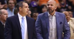 Frank Vogel, Jason Kidd, Lakers