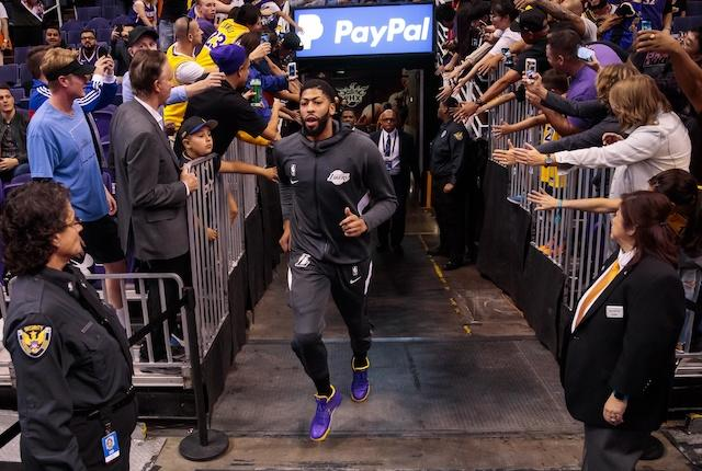 Lakers Highlights: L.a. Survives Suns Three-point Barrage Behind Anthony Davis, Kyle Kuzma Clutch Performance