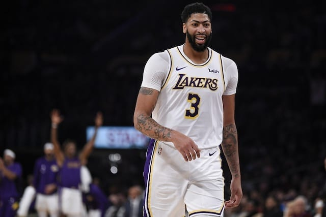 Lakers News: Anthony Davis Discusses Kobe Bryant's Impact On Lakers Franchise