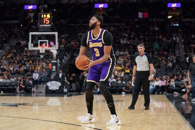 Lakers News: Anthony Davis Comments On Potentially Signing With Bulls In 2020 Nba Free Agency