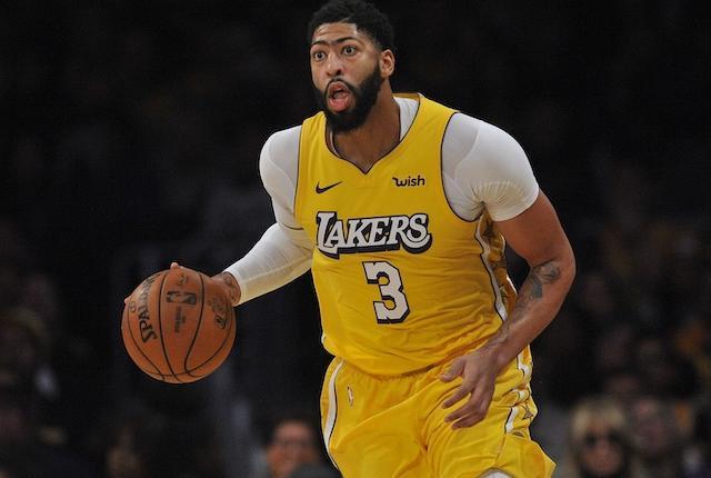 Lakers News: Anthony Davis 'not Surprised' By 10-game Winning Streak