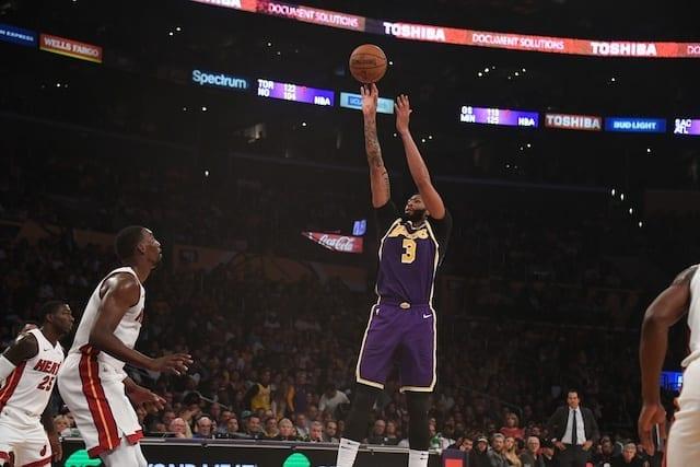Anthony Davis, Lakers