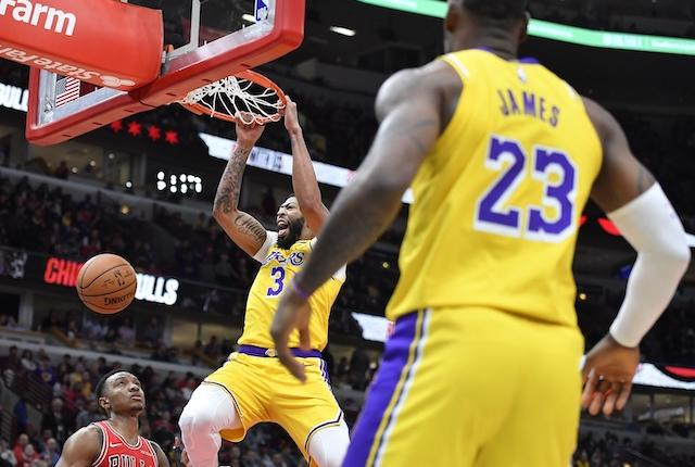 Lakers Highlights: Lebron James Notches Third Straight Triple-double In Comeback Win Against Bulls