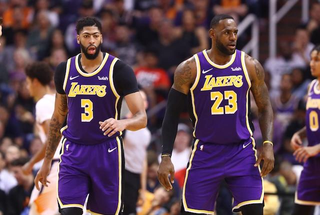 Lakers News: Lebron James, Anthony Davis Discuss Importance Of Homecourt Advantage In Playoffs