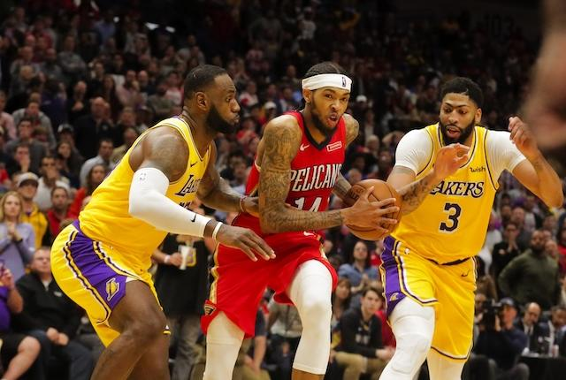 Lakers News: Brandon Ingram Admits He 'lost Joy' During Stint In L.a.