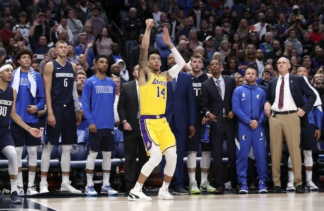 Lakers Vs Mavericks Preview Tv Info L A Faces Luka