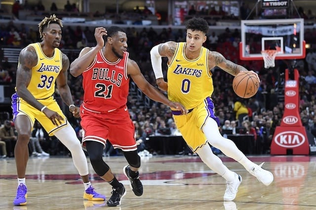 Frank Vogel Credits Lakers Bench For Comeback Win Against Bulls To Sweep Three-game Road Trip