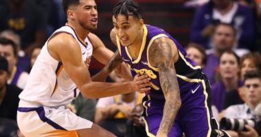Lakers News: Anthony Davis Praises Kyle Kuzma After Win Against Suns