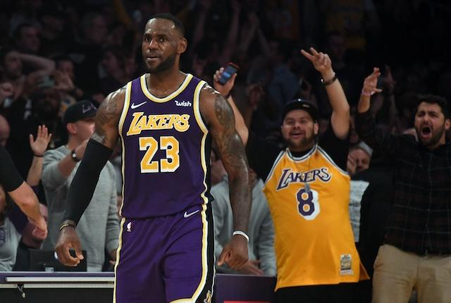 Lakers Highlights: Anthony Davis, Lebron James Lead The Way In Win Against Heat