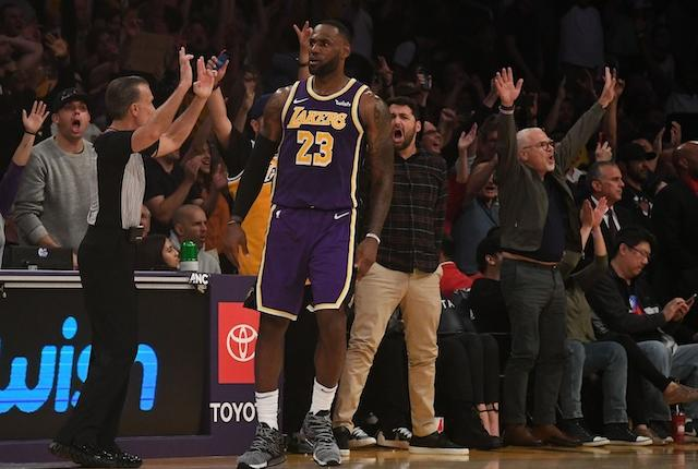 Lakers News: Lebron James Becomes Third Player In Nba History To Reach 1,000 20-point Games