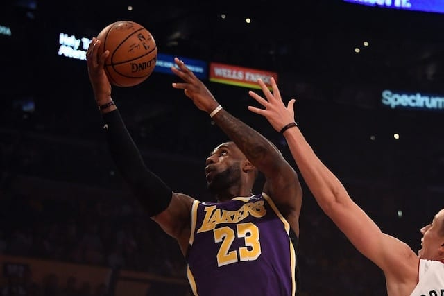 Lakers News: Lebron James Believes Los Angeles Does Not 'get Rattled' Amidst Adversity