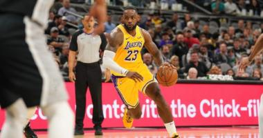 Lakers Highlights: Lebron James Keys Second Half Run In Eighth Straight Win